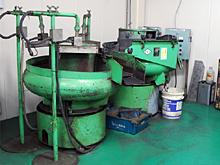 バレル研磨機