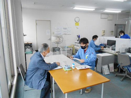 ISO9001審査
